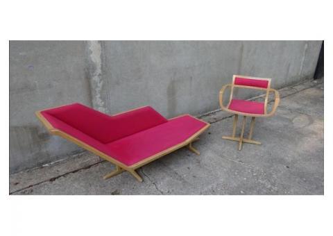 chaises et méridiennes