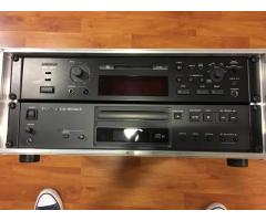 Rack MD/CD TASCAM