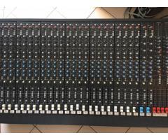 Vends Console analogique Soundcraft K1