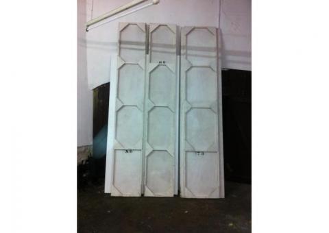 Plancher bois blanc