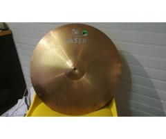 Cymbale batterie MEINL bronze Ride 20