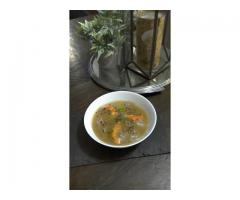 Fausse soupe chinoise