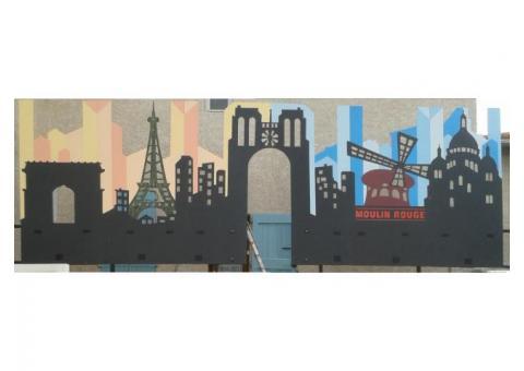 DECOR THEME PARIS