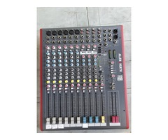 Allen and heath zed 12fx