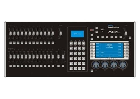 Console DMX STRAND 250ML
