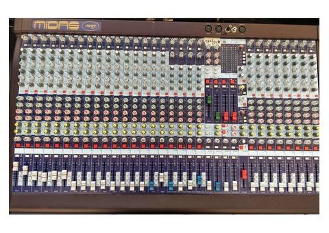 Console son MIDAS VENICE 320