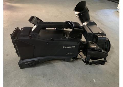 Caméra Panasonic AGHPX301E