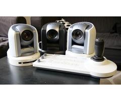 Caméra Sony BRC 300P