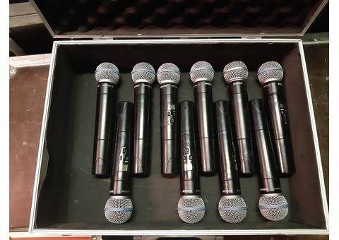 MICRO SHURE ULX2/SM58
