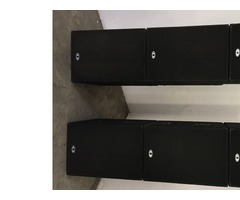 Sonorisation Dynacor XA2 : 2 satellites 4 caissons 2 Amplis + table mixage 24 voies