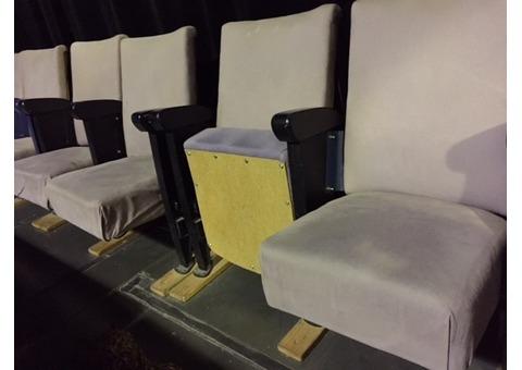 Anciens Fauteuils de Cinema ou Théâtre