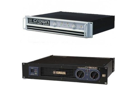 Kit L-Acoustic mtd 115 + amplis + processeur