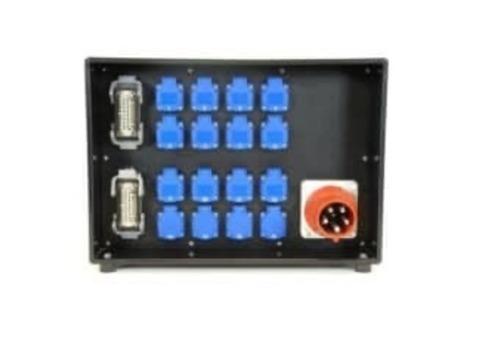 Armoire électrique 63 TRI etanche