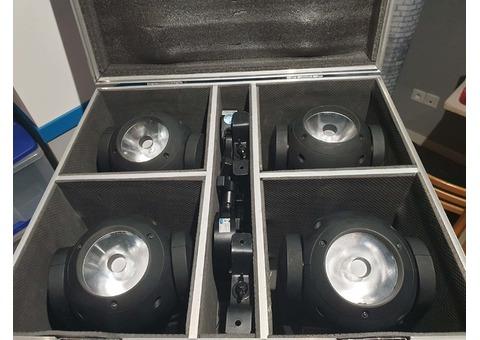 led beam 60 watts rgbw