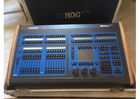 Jands Hog1000