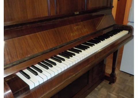 piano steck 1947