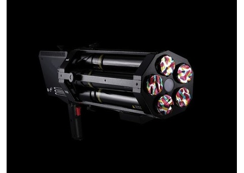Canon gun à confettis