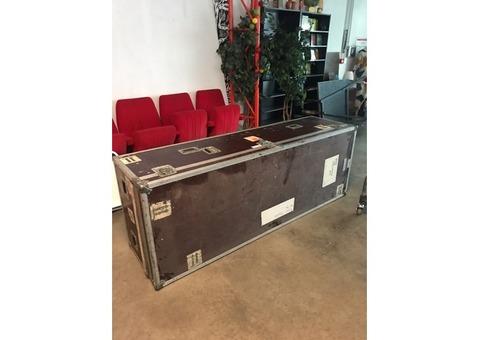 Grand Flight Case Roller Box