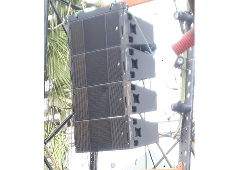 Iwak 210 (Line array)