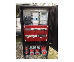 Armoire distribution électrique & comptage 250A