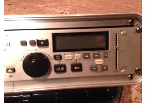 Lecteur CD auto play Gemini DG CDX 601