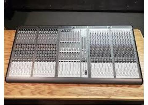 Vend Console Mackie Onyx 32/8/2