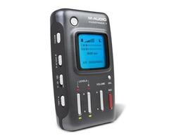 Enregistreur Micro Track II M Audio