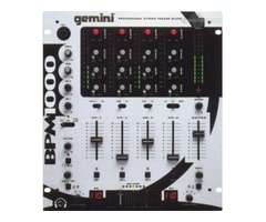 Table de mixage BPM 1000 Gemini