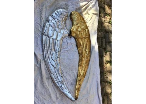 paires d'ailes en résine