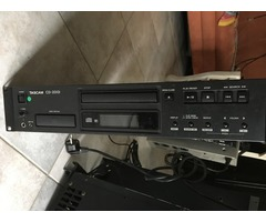 Vend lecteur CD 200i Tascam