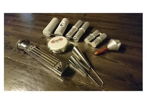 petites percussions brésiliennes