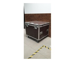 Flight case 93x84x81