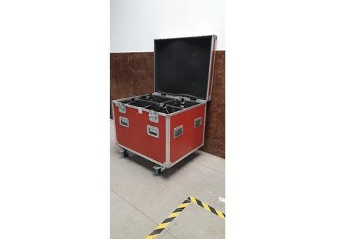 Flight case 86x70x79