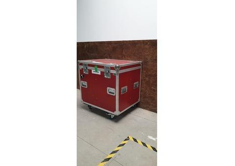 Flight case 86x70x90