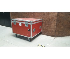 Flight case 92x84x71