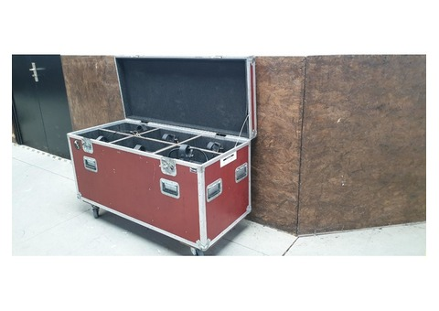 Flight case 131x56x77
