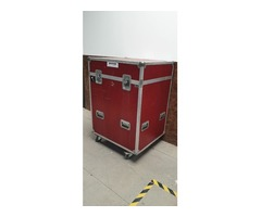 Flight case 88x76x125