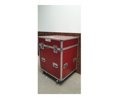 Flight case 88x76x115