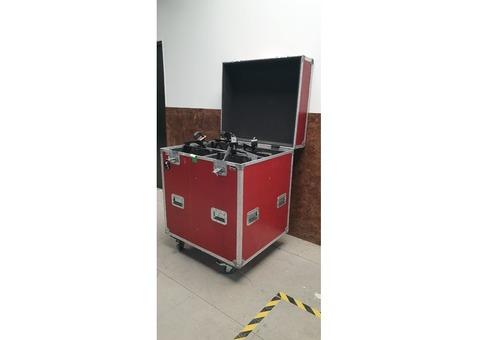 Flight case 88x76x115