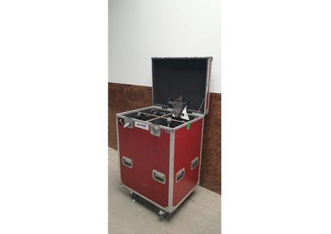 Flight case 76x60x110