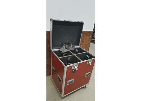 Flight case 76x60x98