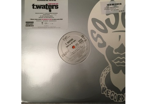 Vend disque T. Waters