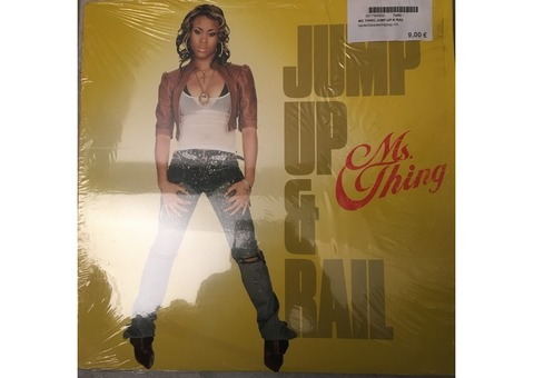Vend disque Jump Up And Rail