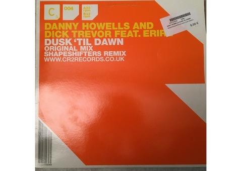 Vend disque Dany Howells
