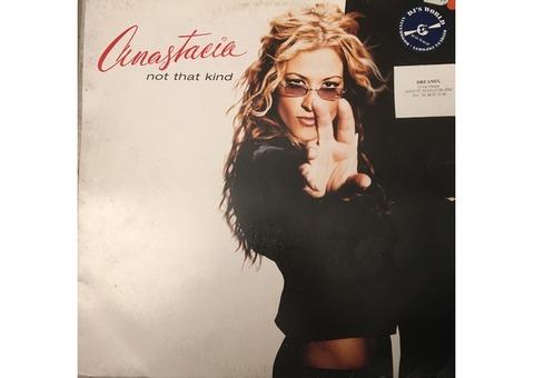 Vend disque Maxi Anastacia