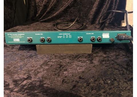 Compresseur Stéréo CX 2 LA Audio
