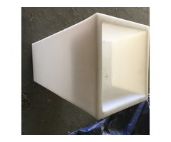 Vend bac blanc RGB h : 70 cm