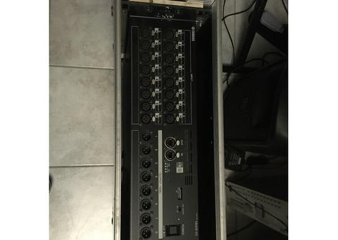 Vend boitier de scène SB 168 ES Yamaha