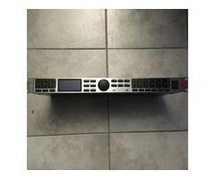 Vend Filtre actif DCX 2496 Behringer pro