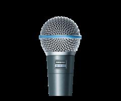 Vend Micro BETA 58A Shure